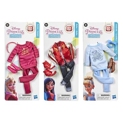 Disney Princess Comfy Squad Fashion Pack - Assorted