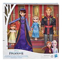 Disney Frozen 2 Arendelle Royal Family