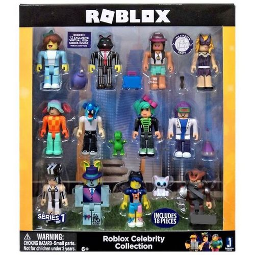 Roblox Celebrity Collection