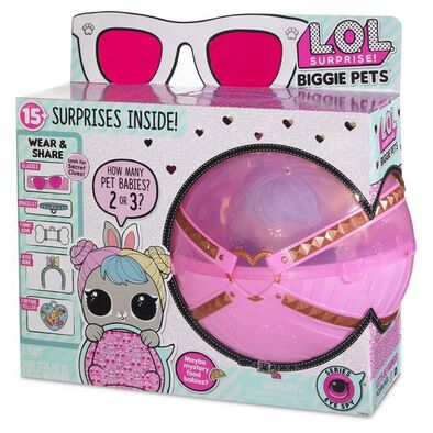 L.O.L. Surprise! Biggie Pet - Dolimation - Assorted