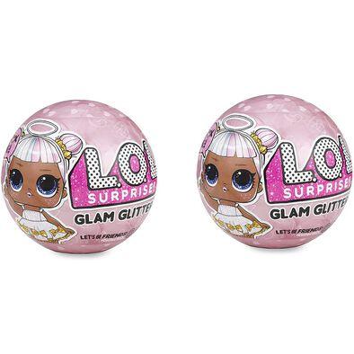 L.O.L Surprise Pack 2-in-1 Glam Glitter