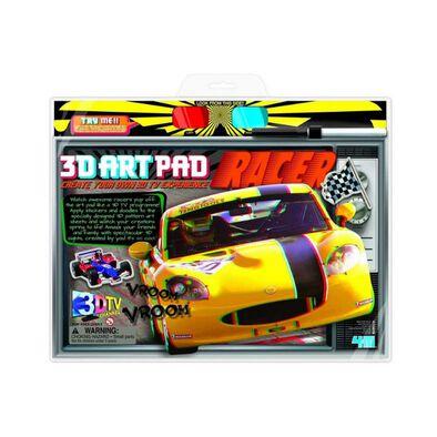 GWP 4M 3D ART PAD / RACER