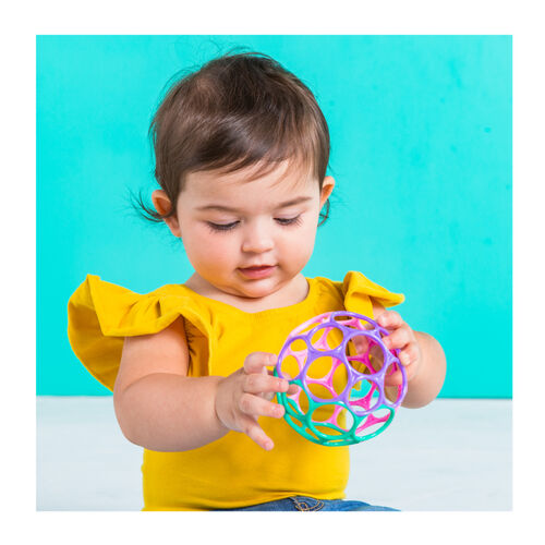 Bright Stars Oball Classic Easy-Grasp Toy
