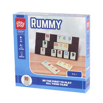 Play Pop Rummy Strategy Game