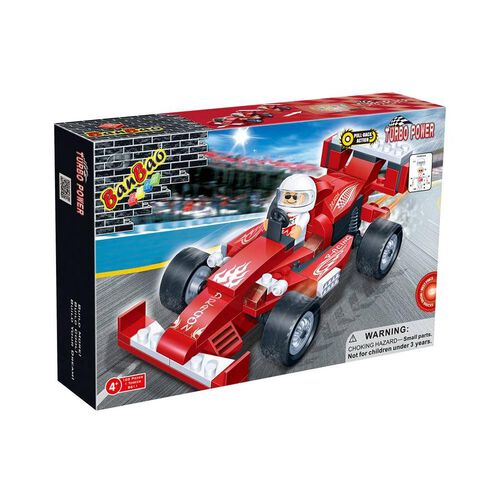 Banbao Turbo Power Red Dragon 8611