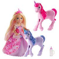 Barbie Chelsea & Unicorn Gift Set