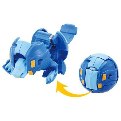 Bakugan Baku-009 BC Ball 2B Lion Blue