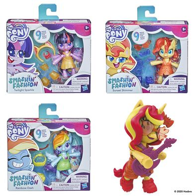 My Little Pony Smashin Fashion Assorted