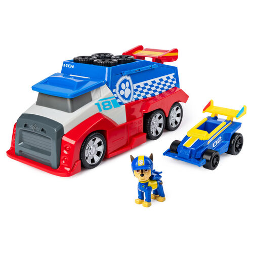 Paw Patrol Ready Race Mobile Pit Stop Playset