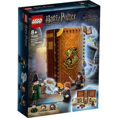 LEGO Harry Potter Hogwarts™ Moment: Transfiguration Class 76382