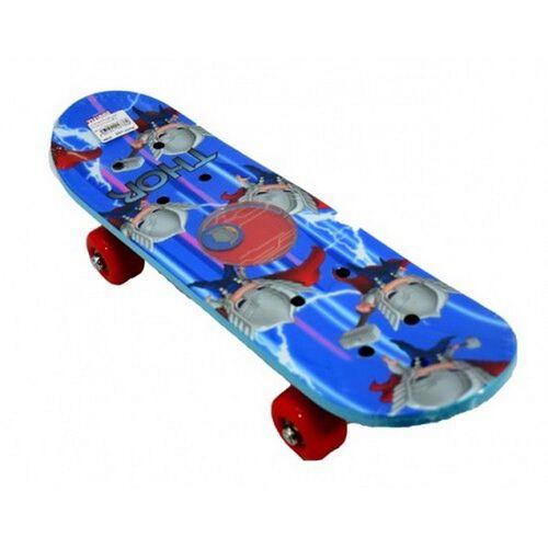 Marvel Thor Plastic Skate Board