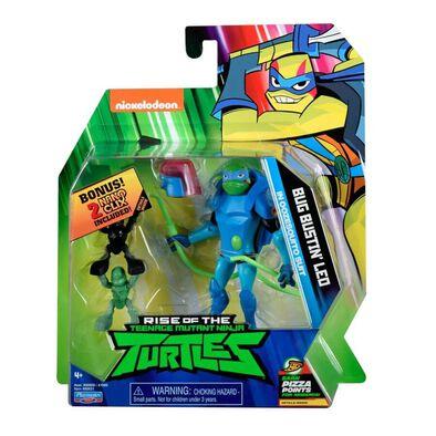 Teenage Mutant Ninja Turtles Bug Bustin Leo Oozequito Suit