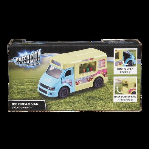 Speed City Ice Cream Van