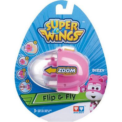 Super Wings Flip N Fly Dizzy