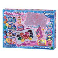 Aqua Beads Sparkling Jewel Box