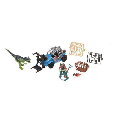 Animal Zone Dinosaur Encounter Playset