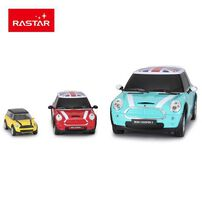 Rastar Mini Cooper 3 Pack Set