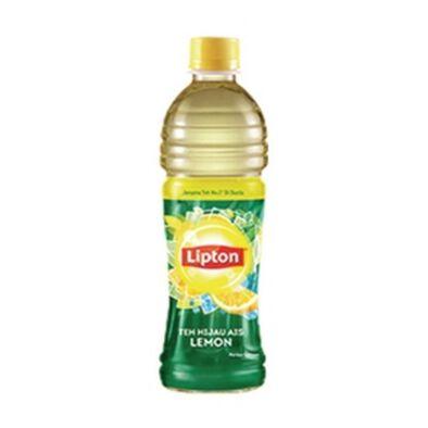 Pet Lipton Ice Tea - Clear Green