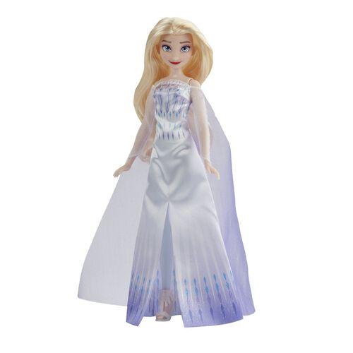 Disney Frozen 2 Queen Elsa Reveal