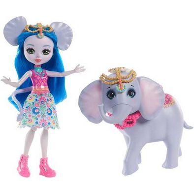 Enchantimals Doll/Large Animal Story - Assorted