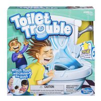 Hasbro Gaming Toilet Trouble