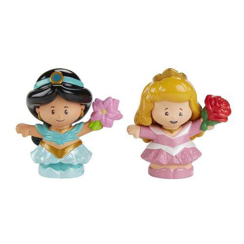 Disney Princess Little People Figure 2 Pack - Assorted