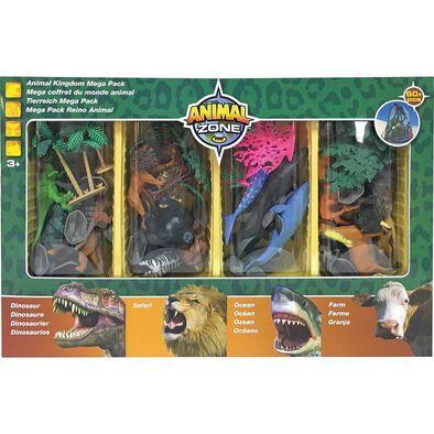 Animal Zone Animal Kingdom Mega Pack