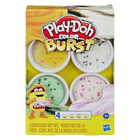 Play-Doh Color Burst - Assorted