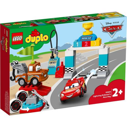 LEGO Duplo Lightning McQueen's Race Day 10924