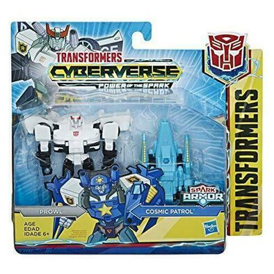 Transformers Cyberverse Spark Armor Battle Class - Assorted