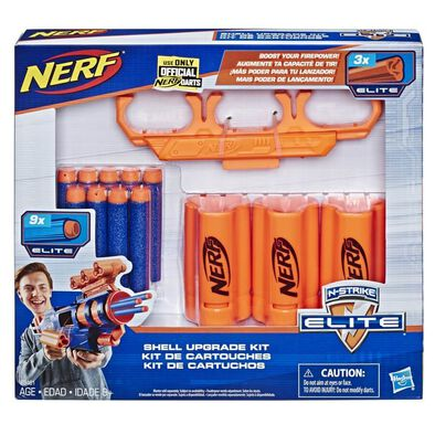 NERF N-Strike Elite Shell Upgrade Kit