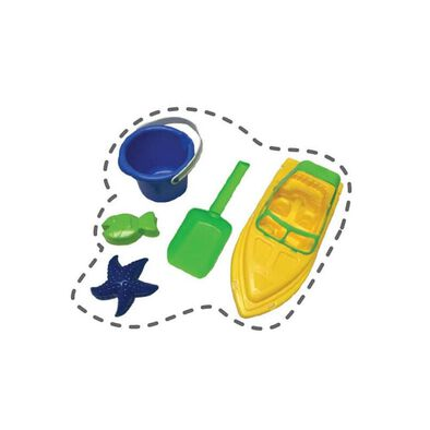 Sizzlin' Cool Boat Set