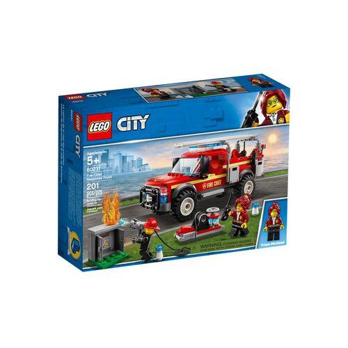LEGO City Fire Chief Response Truck 60231