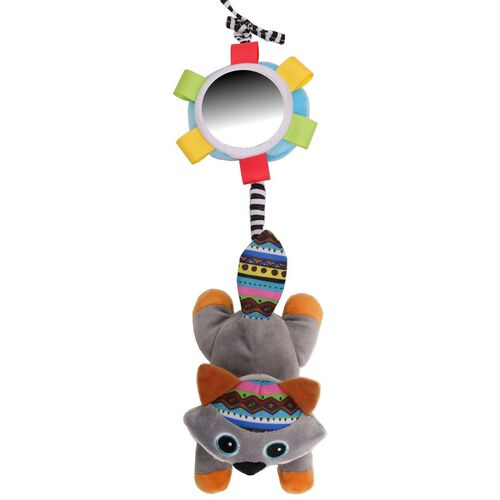 Biba Toys Friends Musical Pull String - Assorted