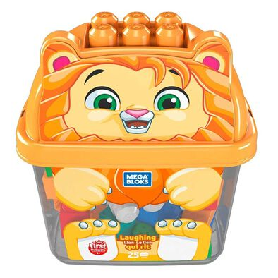 Mega Bloks First Builders Laughing Lion