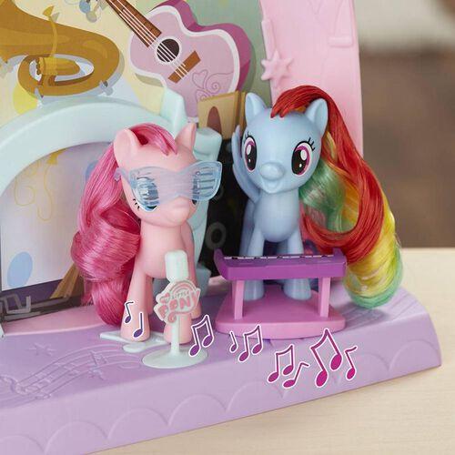 My Little Pony Pinkie Pie Beats and Treats Magical Classroom