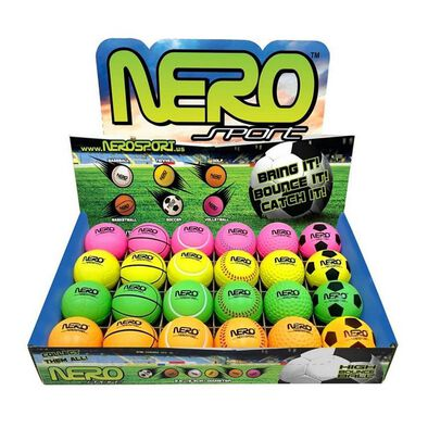 Nero Sport High Bounce Ball