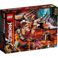 LEGO Ninjago Wu's Battle Dragon 71718