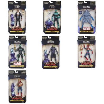 Captain Marvel Legends Series Figure - Assorted