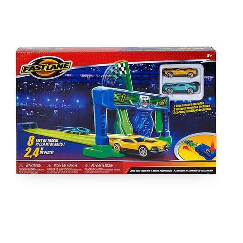 Fast Lane Drag Race Launcher Set