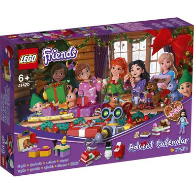 LEGO Friends Advent Calender 41420