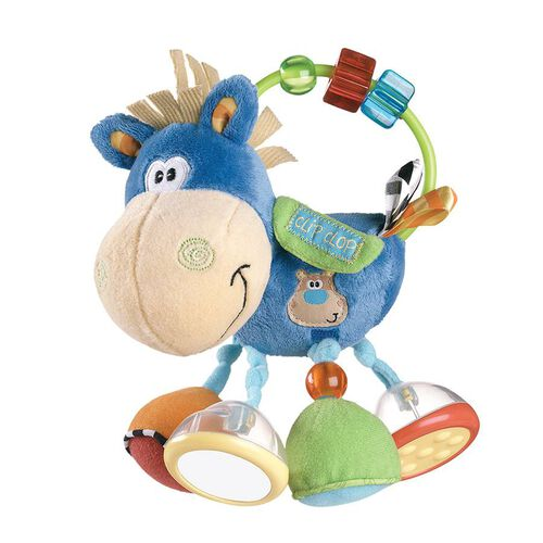 Playgro Clip Clop Activity Rattle