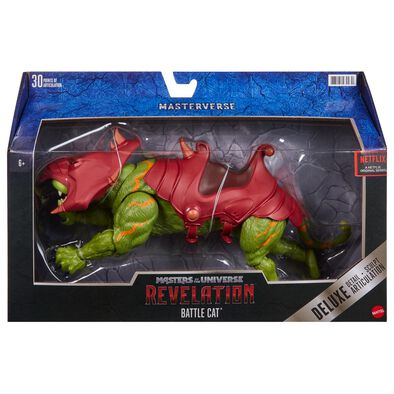 Masters of the Universe Relevation Ultimate Battlecat