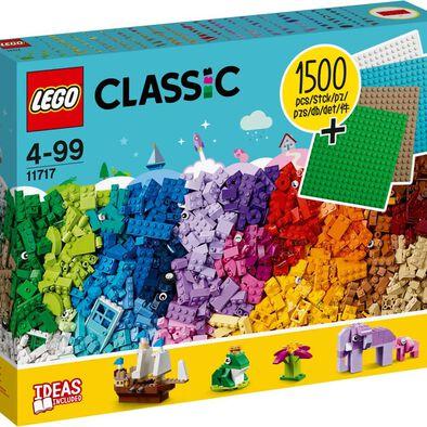 LEGO Classic Bricks Bricks Plates 11717