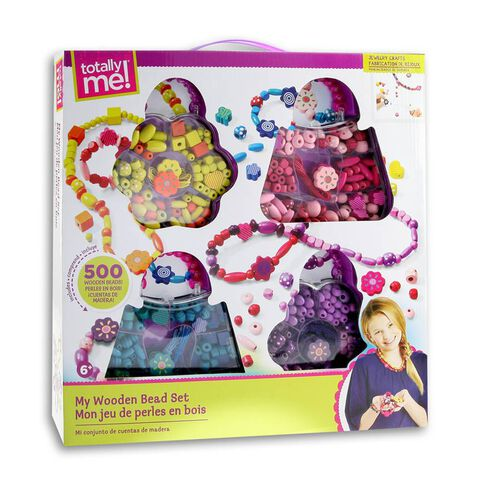 Totally Me Wooden Bead Set