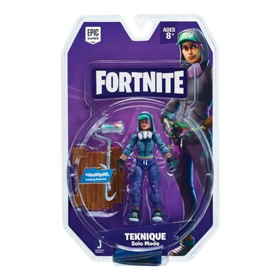 Fortnite Figure Teknique Solo Mode