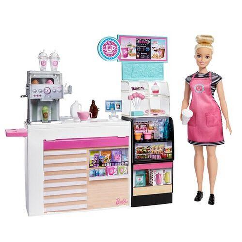 Barbie Careers Coffee Shop Playset