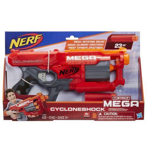NERF Nstrike Mega Cycloneshock
