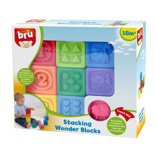 BRU Stacking Wonder Blocks