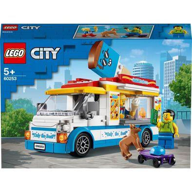 LEGO City Ice-Cream Truck 60253